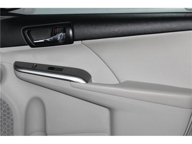2012 Toyota Camry Hybrid XLE (Stk: 298112S) in Markham - Image 16 of 24