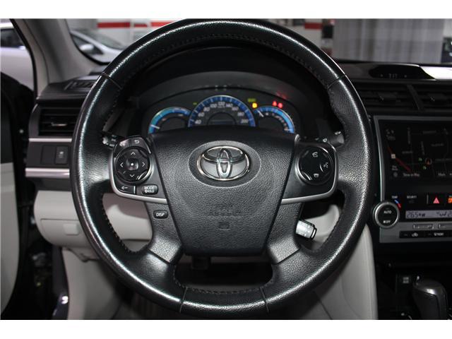 2012 Toyota Camry Hybrid XLE (Stk: 298112S) in Markham - Image 11 of 24