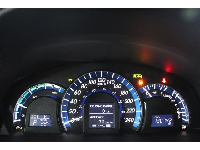 2012 Toyota Camry Hybrid XLE (Stk: 298112S) in Markham - Image 12 of 24