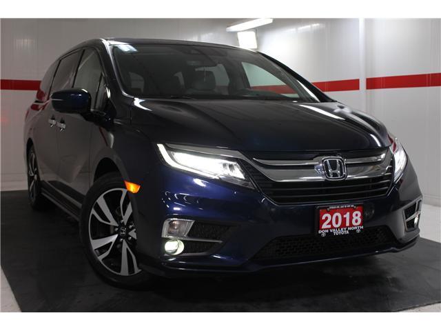 2018 Honda Odyssey Touring (Stk: 298140S) in Markham - Image 1 of 30