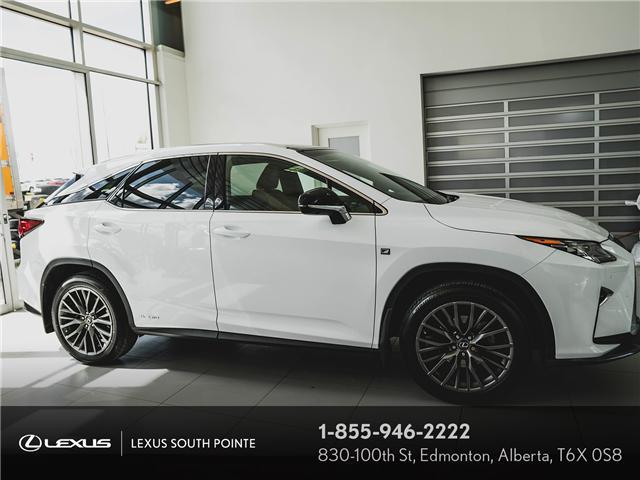 2017 Lexus RX 450h Base (Stk: L900242A) in Edmonton - Image 1 of 13