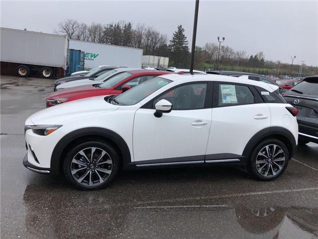2019 Mazda CX-3 GT (Stk: 16518) in Oakville - Image 2 of 5