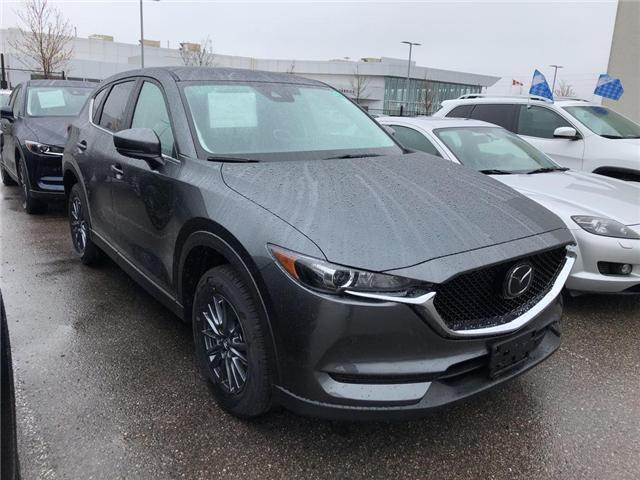 2019 Mazda CX-5 GS (Stk: 16676) in Oakville - Image 3 of 5