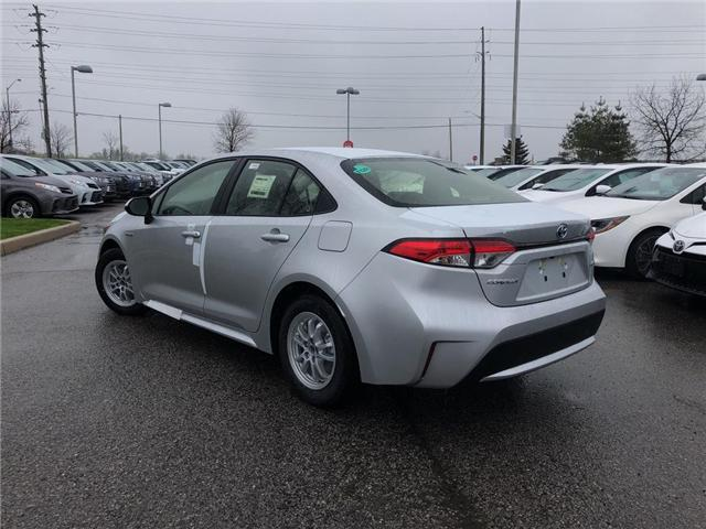 2020 Toyota Corolla Hybrid Base (Stk: 30921) in Aurora - Image 2 of 15
