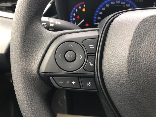 2020 Toyota Corolla Hybrid Base (Stk: 30921) in Aurora - Image 10 of 15