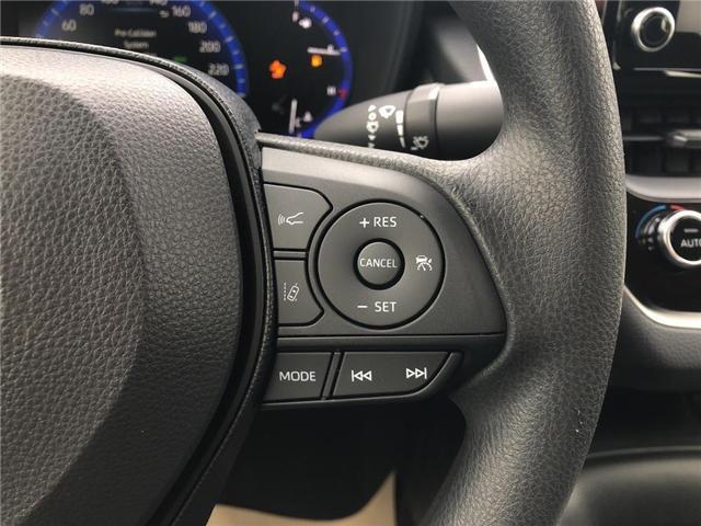 2020 Toyota Corolla Hybrid Base (Stk: 30921) in Aurora - Image 11 of 15