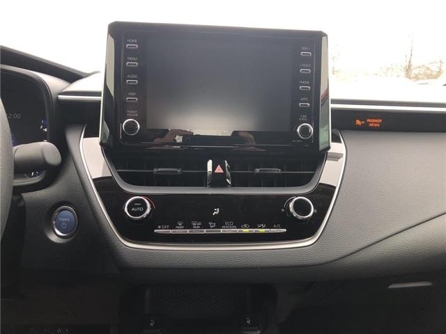 2020 Toyota Corolla Hybrid Base (Stk: 30921) in Aurora - Image 13 of 15