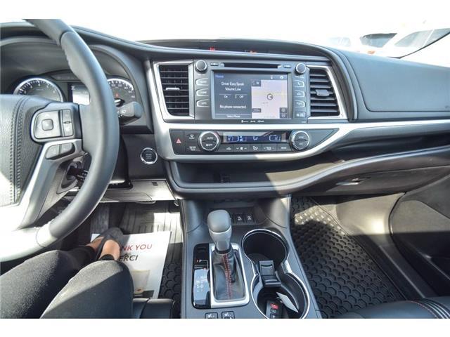 2019 Toyota Highlander XLE AWD SE Package (Stk: HIK121) in Lloydminster - Image 6 of 15
