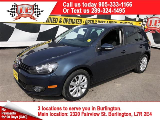 2013 Volkswagen Golf Comfortline (Stk: 46762) in Burlington - Image 1 of 22