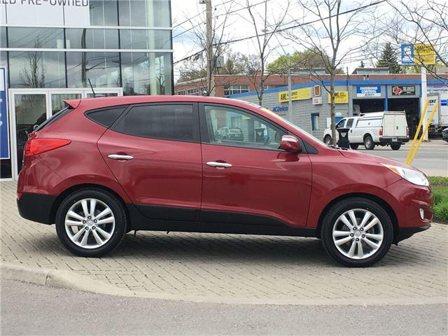 2012 Hyundai Tucson Limited (Stk: H4855A) in Toronto - Image 2 of 29