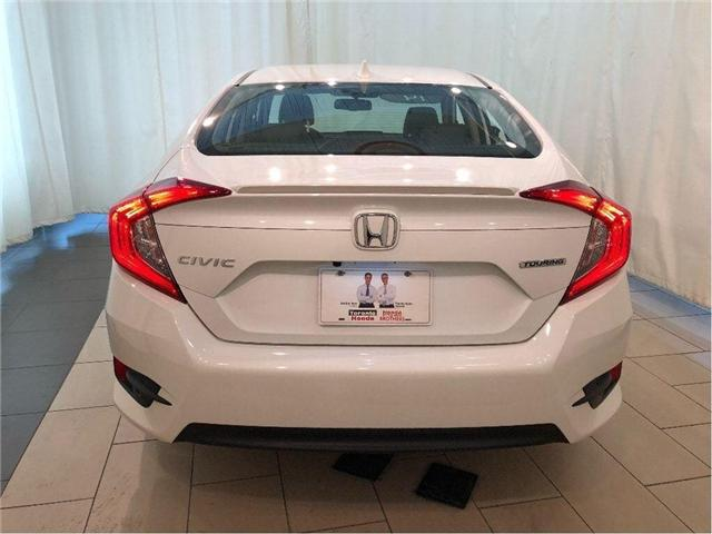 2018 Honda Civic Touring | Navigation | Leather | Sunroof | Alloys (Stk: 38643) in Toronto - Image 3 of 15