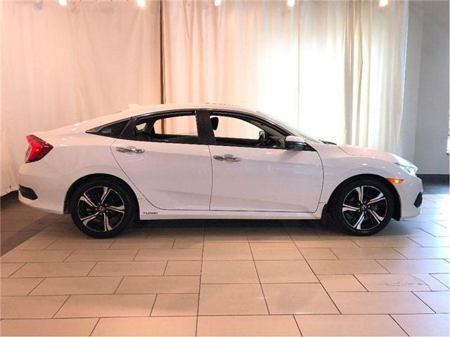 2018 Honda Civic Touring | Navigation | Leather | Sunroof | Alloys (Stk: 38643) in Toronto - Image 4 of 15