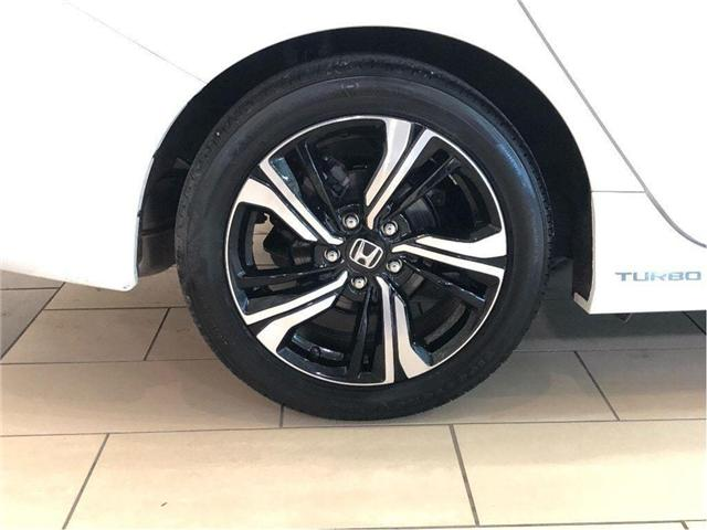 2018 Honda Civic Touring | Navigation | Leather | Sunroof | Alloys (Stk: 38643) in Toronto - Image 5 of 15