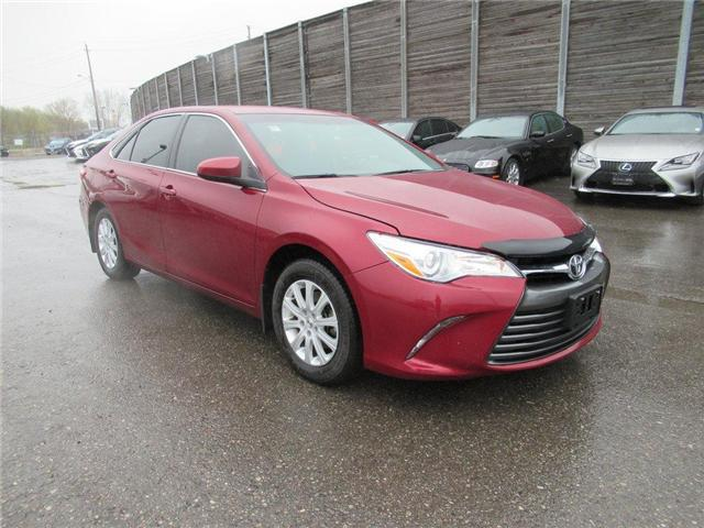 2016 Toyota Camry LE (Stk: 78714A) in Toronto - Image 1 of 12
