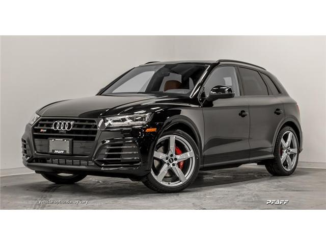 2019 Audi SQ5 3.0T Technik (Stk: T16500) in Vaughan - Image 1 of 22