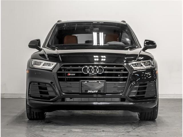 2019 Audi SQ5 3.0T Technik (Stk: T16500) in Vaughan - Image 2 of 22