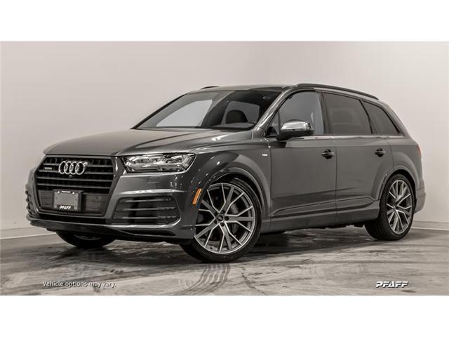 2019 Audi Q7 55 Technik (Stk: T16716) in Vaughan - Image 1 of 22