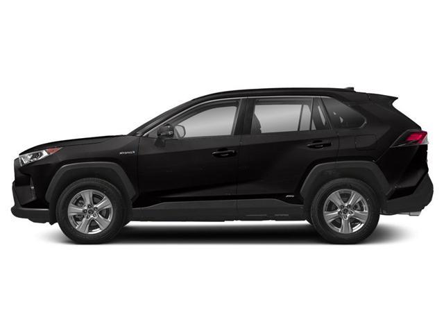 2019 Toyota RAV4 Hybrid LE (Stk: H19469) in Orangeville - Image 2 of 9