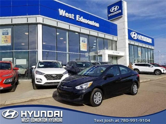 2017 Hyundai Accent SE (Stk: 99762A) in Edmonton - Image 1 of 19