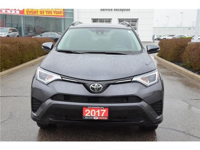 2017 Toyota RAV4  (Stk: 329514) in Milton - Image 2 of 15