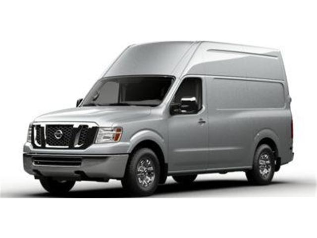 2017 Nissan NV Cargo NV3500 HD SV V8 (Stk: M17NV202) in Maple - Image 1 of 1