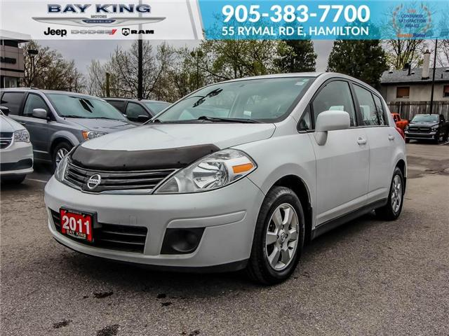 2011 Nissan Versa 1.8S (Stk: 193501A) in Hamilton - Image 1 of 22