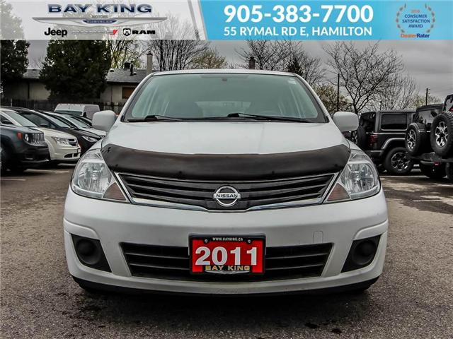 2011 Nissan Versa 1.8S (Stk: 193501A) in Hamilton - Image 2 of 22