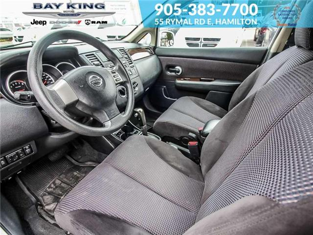 2011 Nissan Versa 1.8S (Stk: 193501A) in Hamilton - Image 4 of 22