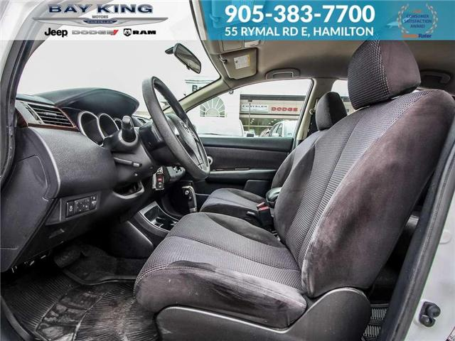 2011 Nissan Versa 1.8S (Stk: 193501A) in Hamilton - Image 6 of 22