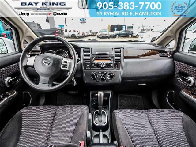 2011 Nissan Versa 1.8S (Stk: 193501A) in Hamilton - Image 18 of 22
