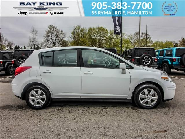 2011 Nissan Versa 1.8S (Stk: 193501A) in Hamilton - Image 19 of 22