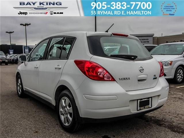 2011 Nissan Versa 1.8S (Stk: 193501A) in Hamilton - Image 20 of 22