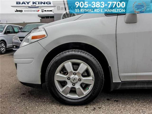 2011 Nissan Versa 1.8S (Stk: 193501A) in Hamilton - Image 22 of 22