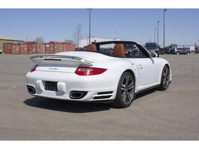 2011 Porsche 911 Turbo (Stk: U1682) in Prince Albert - Image 5 of 19