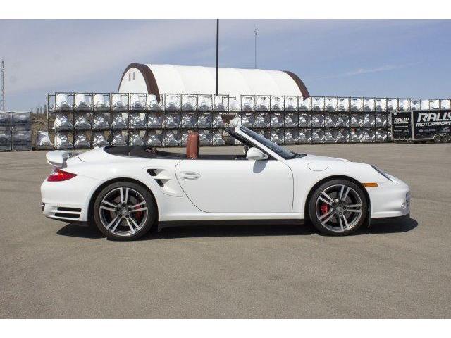 2011 Porsche 911 Turbo (Stk: U1682) in Prince Albert - Image 6 of 19