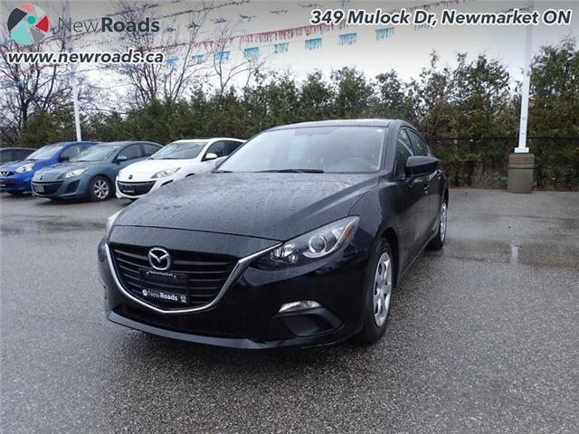 2015 Mazda Mazda3 GX (Stk: 14194) in Newmarket - Image 1 of 14