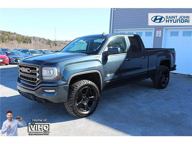 2018 GMC Sierra 1500 Base (Stk: U2102) in Saint John - Image 2 of 16