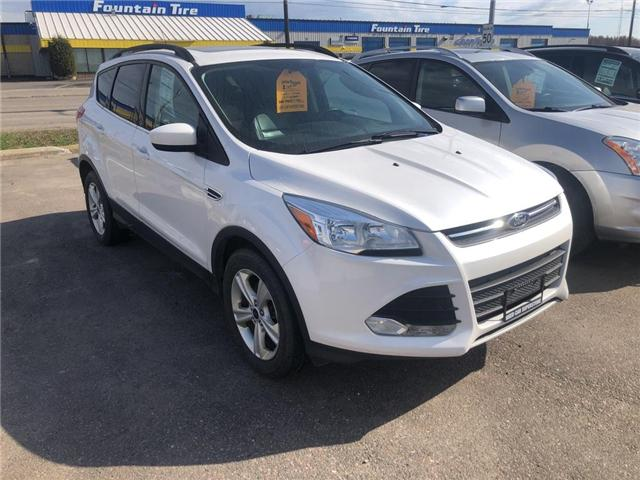 2015 Ford Escape SE (Stk: 3635A) in Thunder Bay - Image 1 of 5