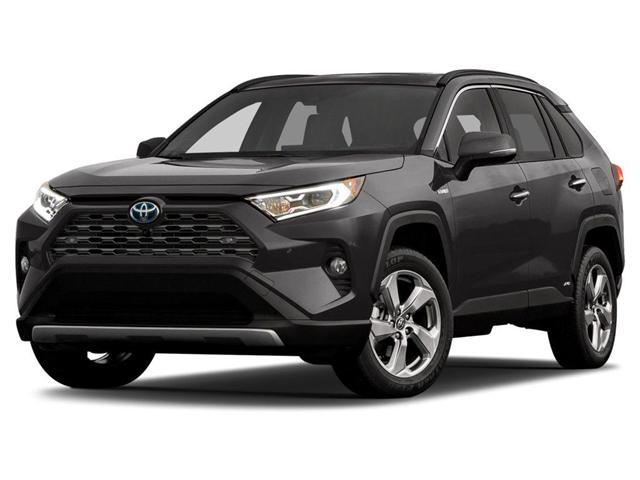 2019 Toyota RAV4 Hybrid Limited (Stk: 292218) in Markham - Image 1 of 3