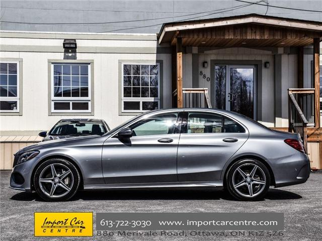 2016 Mercedes-Benz C-Class Base (Stk: 121982) in Ottawa - Image 4 of 30