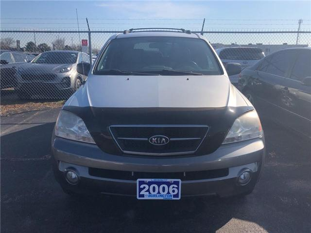 2006 Kia Sorento LX (Stk: 198530A) in Burlington - Image 2 of 4