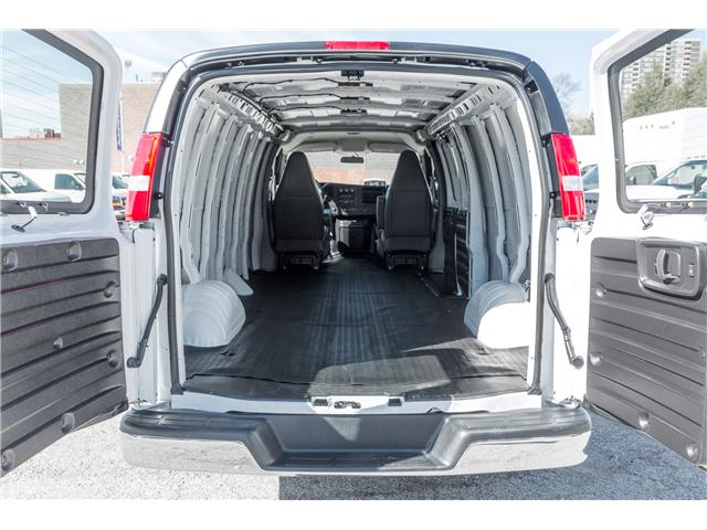 2018 GMC Savana 2500 (Stk: CTDR3406 EXT) in Mississauga - Image 19 of 19
