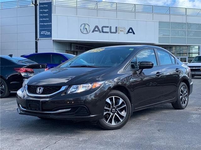 2014 Honda Civic EX (Stk: 3955) in Burlington - Image 1 of 30
