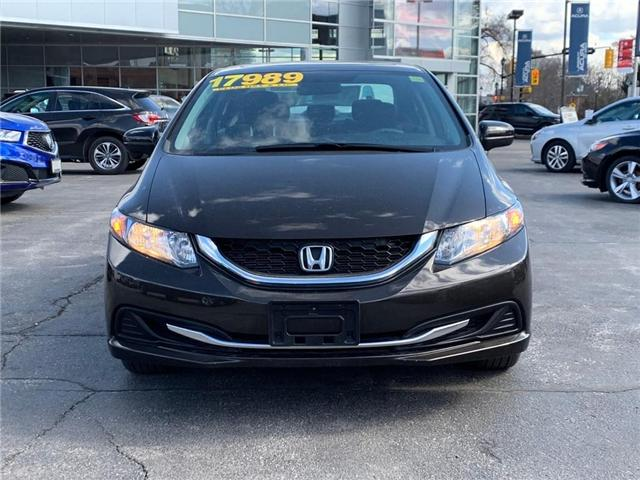 2014 Honda Civic EX (Stk: 3955) in Burlington - Image 2 of 30