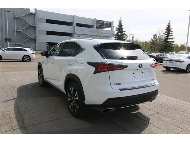 2019 Lexus NX 300 Base (Stk: 190557) in Calgary - Image 5 of 16