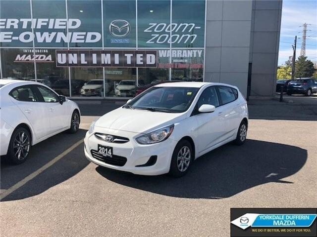 2014 Hyundai Accent  (Stk: P1862-A) in Toronto - Image 1 of 1