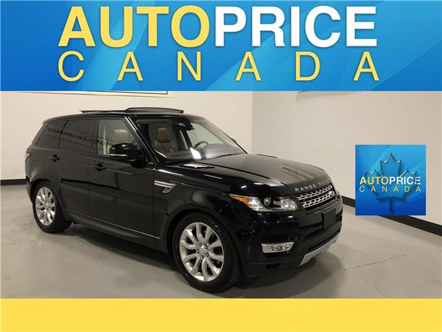 2016 Land Rover Range Rover Sport DIESEL Td6 HSE (Stk: B0306) in Mississauga - Image 1 of 28
