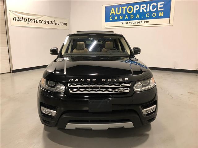2016 Land Rover Range Rover Sport DIESEL Td6 HSE (Stk: B0306) in Mississauga - Image 2 of 28