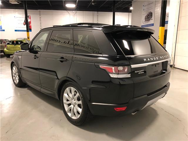 2016 Land Rover Range Rover Sport DIESEL Td6 HSE (Stk: B0306) in Mississauga - Image 5 of 28