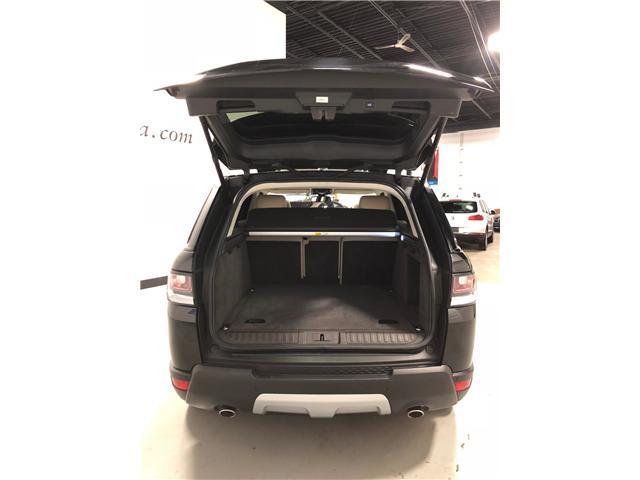 2016 Land Rover Range Rover Sport DIESEL Td6 HSE (Stk: B0306) in Mississauga - Image 8 of 28